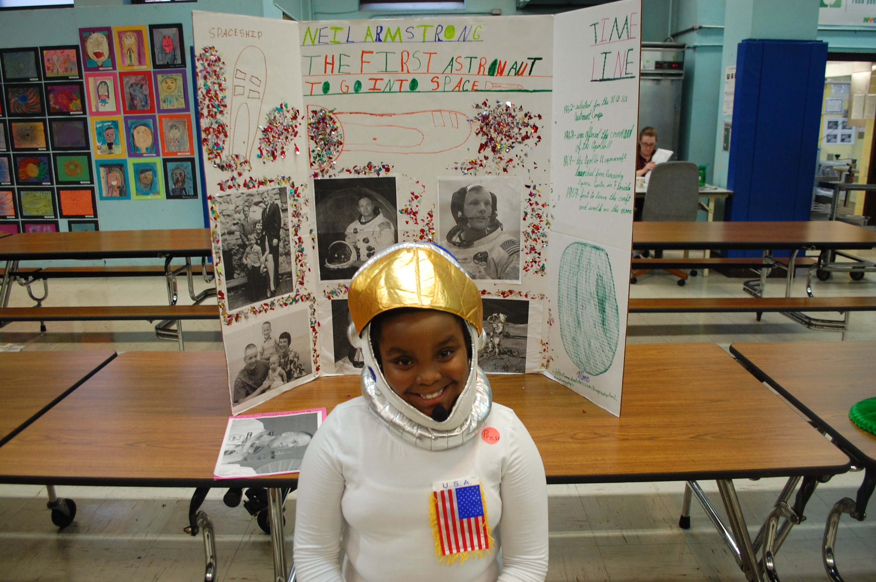 wax museum neil armstrong - photo #30
