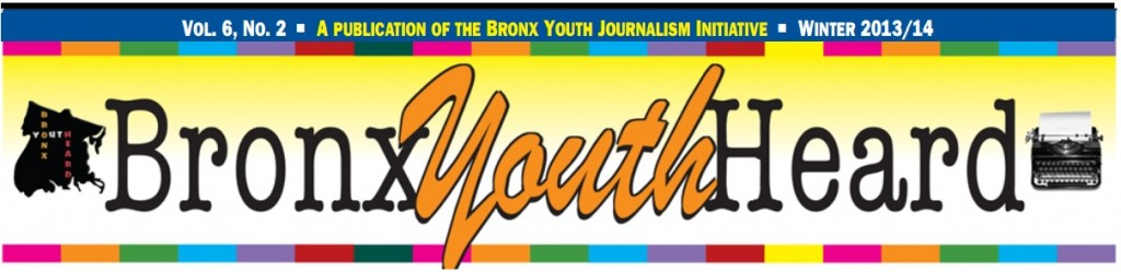 Bronx Youth Heard Logo