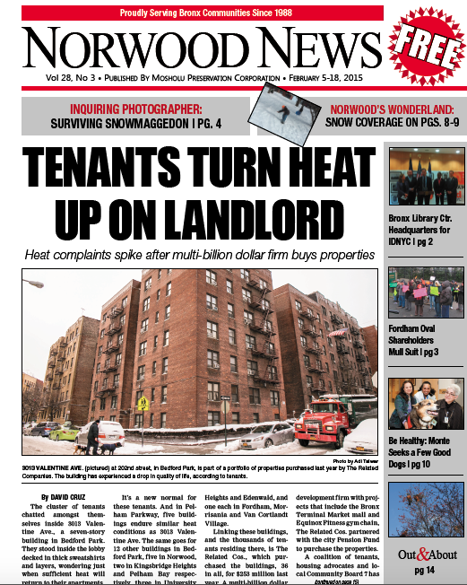 Norwood News Vol. 28 No. 3