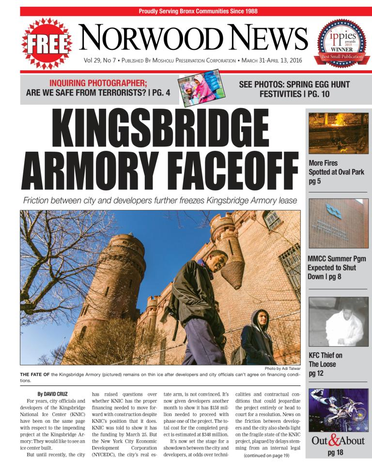 Norwood News Vol. 29 No. 7