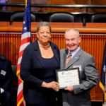 Local Neighbor Honored in Albany (Standalone Picture)