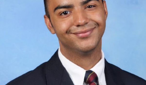 Cardinal Hayes HS Student Blessed with National Award