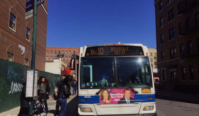 Bx10 Service To Increase Service Following Complaints