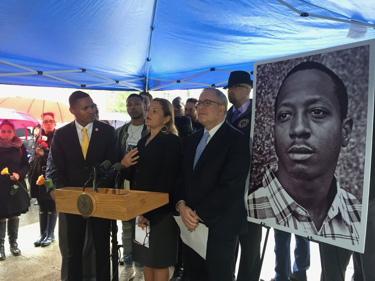A Bittersweet Street Renaming for Kalief Browder