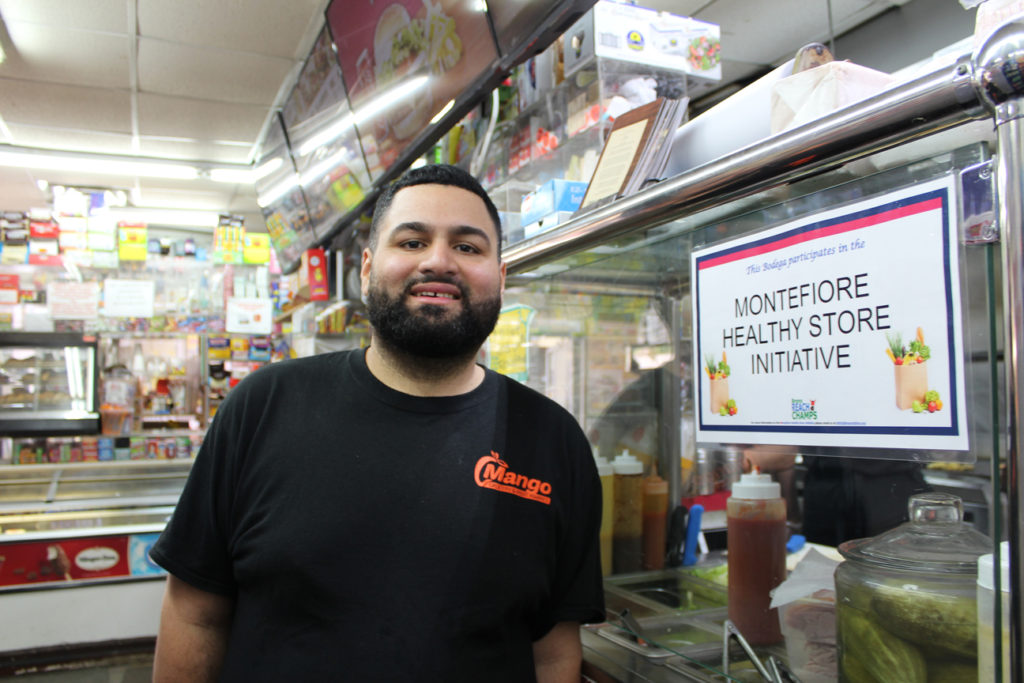 Promoting Healthy Eating, Montefiore Enlists Bodegas