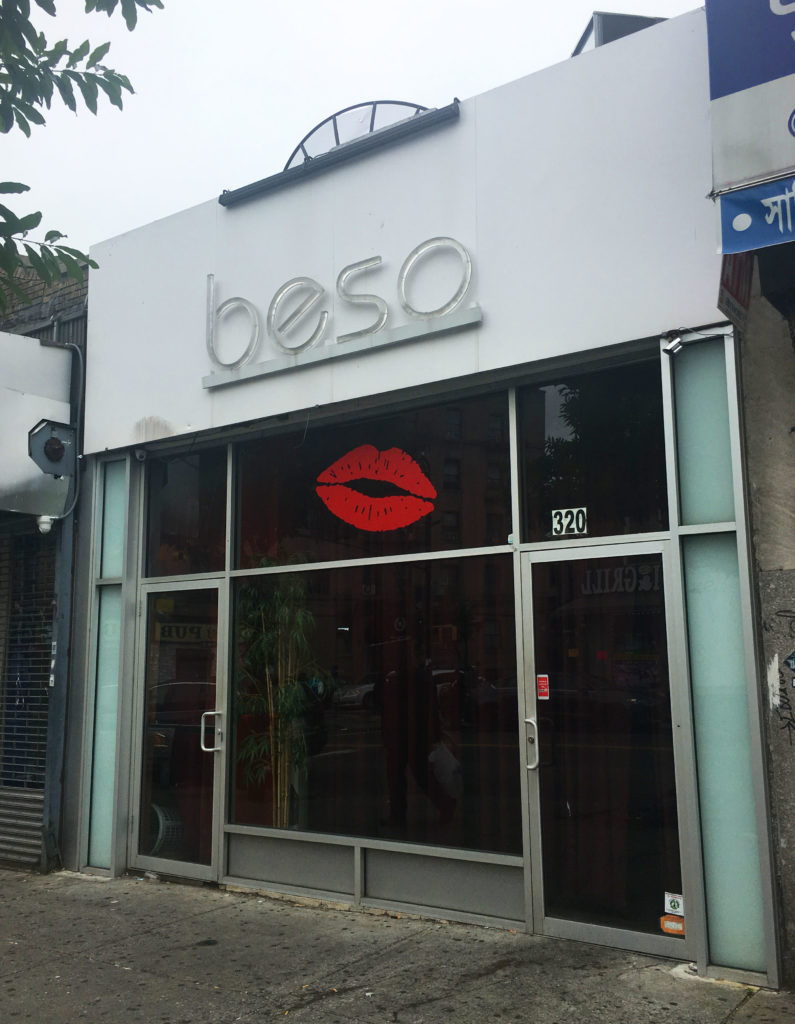 Kiss Goodbye: Beso Lounge Closes