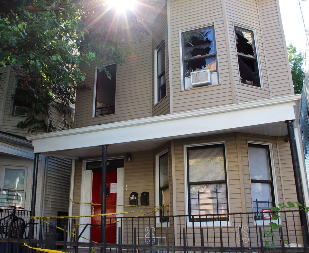 Family Displaced by Two-Alarm Fire in Norwood