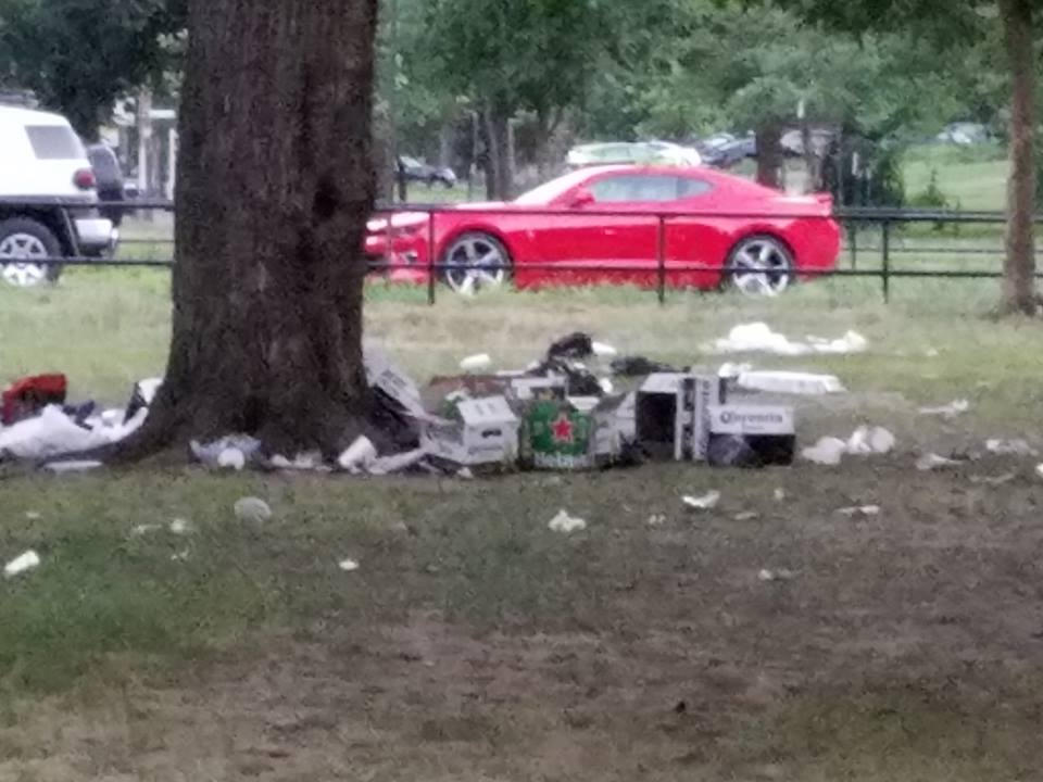 Activists Fume Over Hours Long Partying on Mosholu Parkway