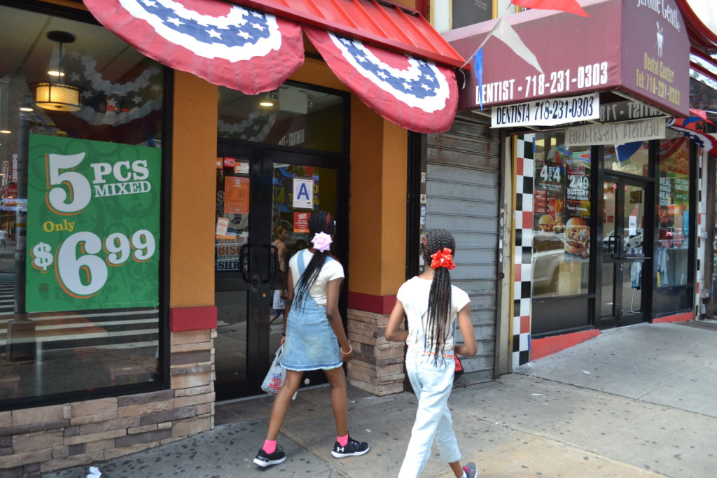 Making the Grade: How Norwood and Bedford Park Eateries Fare