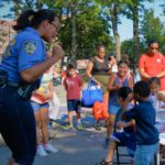 National Night Out Draws Crowds at Oval Park