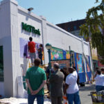 M&T Bank Unveils Mural at Fordham Branch