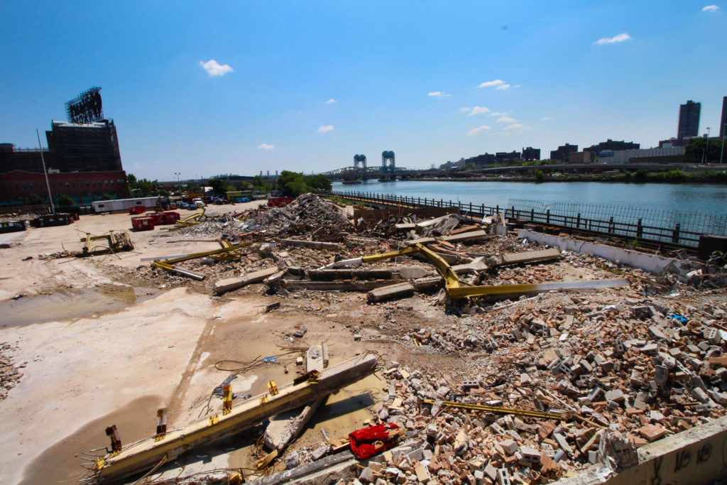 The Bronx Develops: South Bronx Waterfront Projects Spark Fears of Gentrification