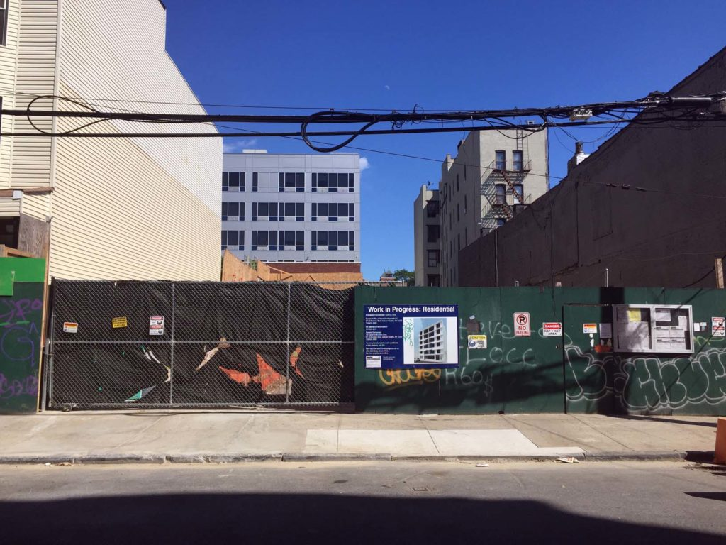 The Bronx Develops: Luxury Student Housing Rises in Bronx's Little Italy
