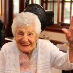 Mary Vallati, Bedford Park Stalwart, Dies at Age 102
