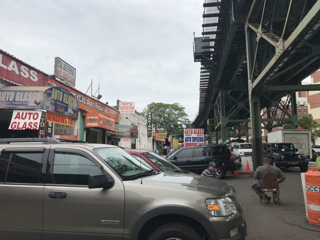 The Bronx Develops: Jerome Avenue Rezoning and the Southwest Bronx