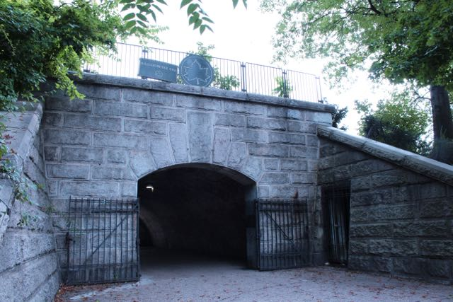 To Stop Violence at Oval Park, Locals Propose Locking it Up