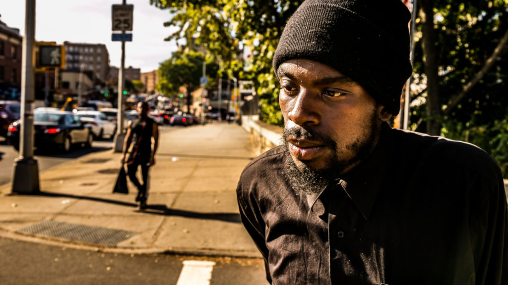 Faces of the Northwest Bronx Homeless