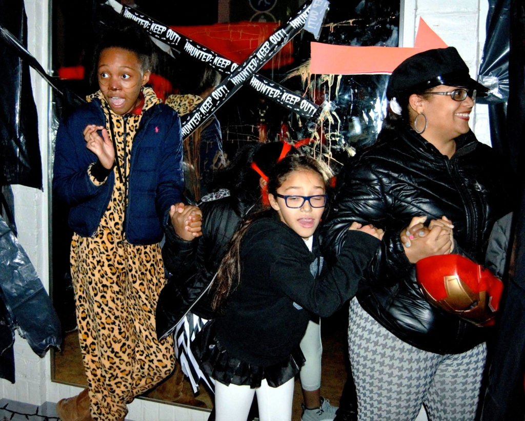 Out & About: Halloween in the Bronx