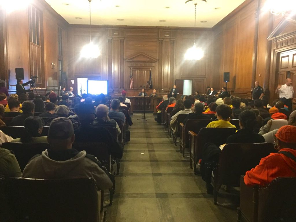 At Jerome Avenue Rezoning, Many Locals Blast Plan (Picture)