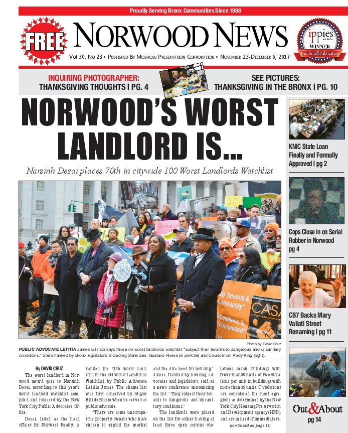 The Latest Edition of the Norwood News is Out!