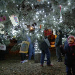 Out & About: Tree Lighting in the Bronx