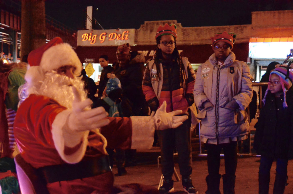 Out & About: Holiday Gatherings in the Bronx