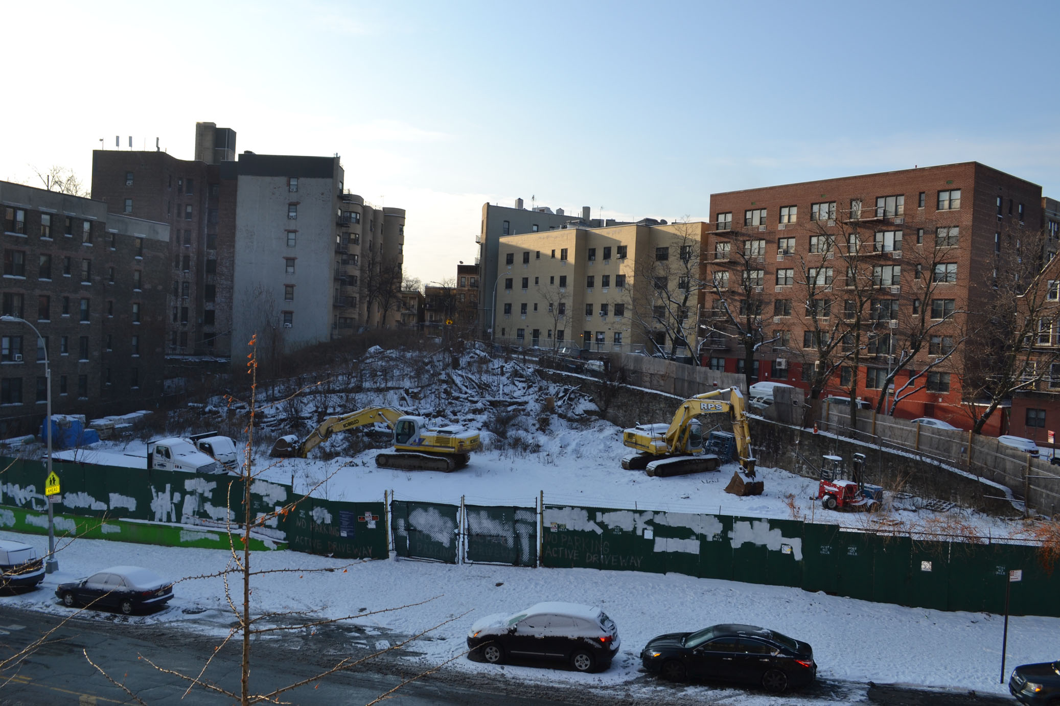 Work on Mosholu Grand in Norwood to Start in March 2018