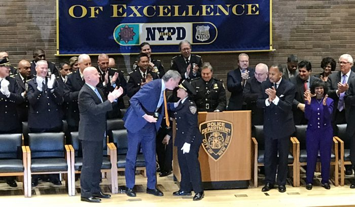 A Kingsbridge Native Ascends to High NYPD Ranks