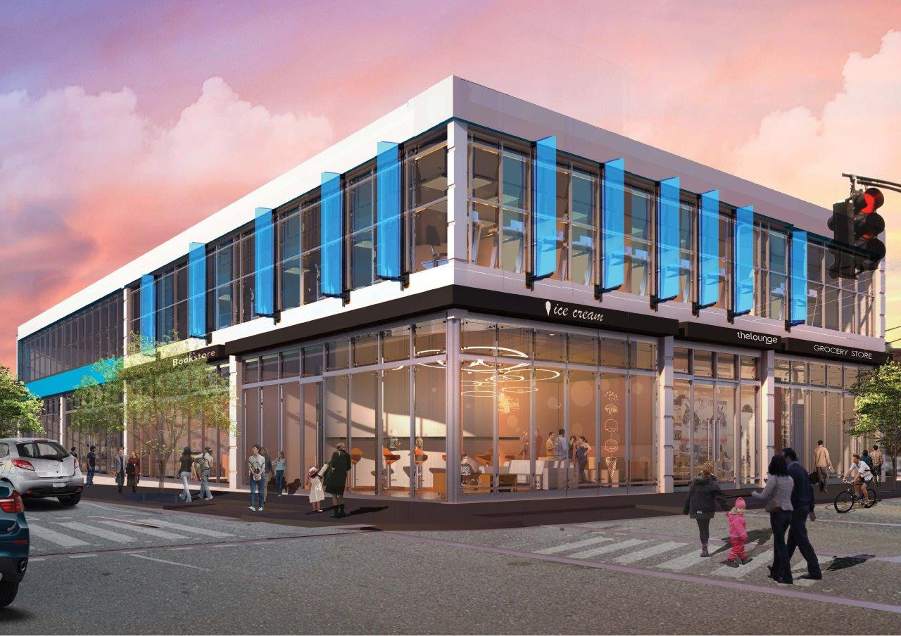 Norwood Commercial Building To Get Major Facelift (Picture)