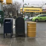 What Was the Oil Drum Doing on East 204th Street (Picture)