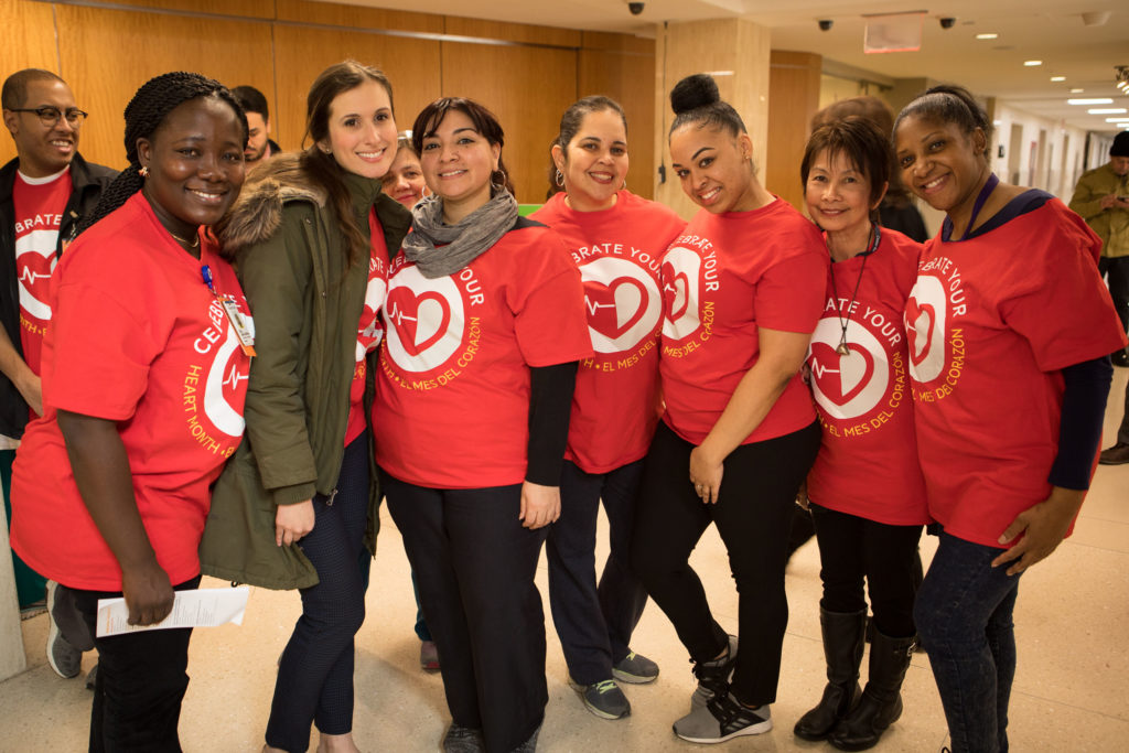 At Montefiore, a Healthier Heart Starts With a Step